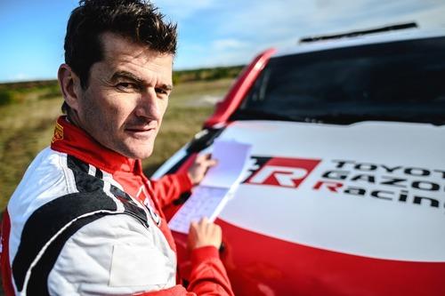 "Dakar 2020. Confirmado. Coma-Alonso-Toyota… ma Nani ""Sensacion"" Roma con Borgward! (2)"