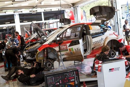WRC. Toyota Connected e Gazoo Racing. Connessione, mentalità Kaizen, Auto e Futuro… nel Presente (6)