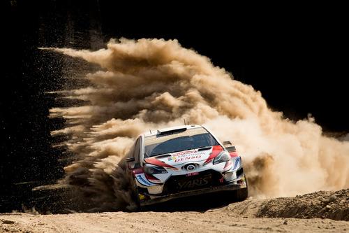 WRC. Toyota Connected e Gazoo Racing. Connessione, mentalità Kaizen, Auto e Futuro… nel Presente (9)