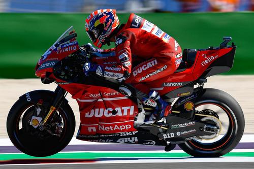 MotoGP 2019 a Misano. Maverick Vinales in pole position (6)