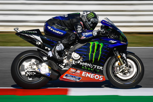 MotoGP 2019 a Misano. Maverick Vinales in pole position