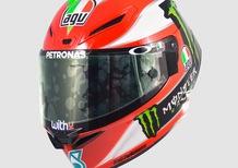 Morbidelli: in gara a Misano con un Gianni Rolando Replica