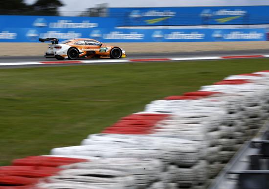 DTM 2019: al Nürburgring c'è Green in pole per Gara 2