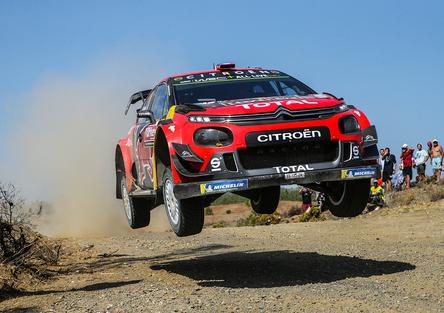 WRC19 Turchia. Trionfo Citroen, doppietta Ogier-Lappi