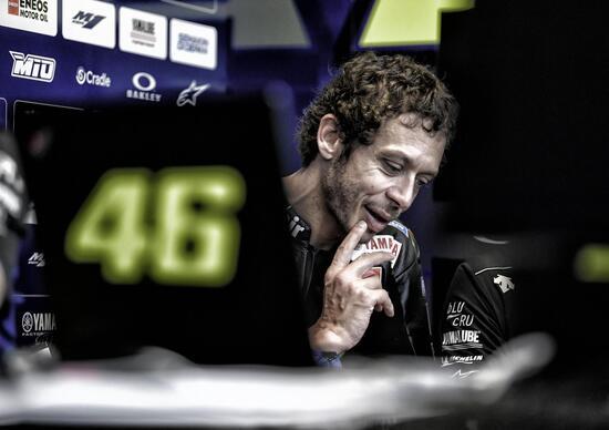 MotoGP 2019 a Misano. Valentino Rossi: Quartararo è veramente tosto