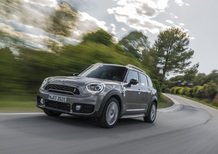 Mini Countryman, la prova dell'ibrida plug-in [Video]