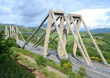 Aspi si difende: «Viadotti Pecetti e Paolillo sono sicuri»