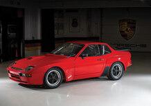 Porsche 924 Carrera GTS Clubsport: all'asta una delle 15 prodotte