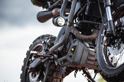 Yamaha XSR155: una scrambler ribelle per la Thailandia (3)