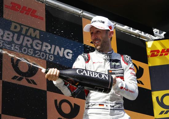 DTM 2019: Rast campione, Audi da record
