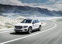 Mercedes GLB, i prezzi: si parte da 35.687 euro