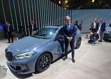 Salone di Francoforte, Di Silvestre, BMW: «Elettrico sì, ma investiremo molto su diesel e benzina»
