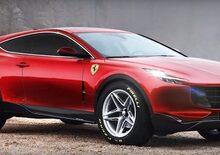 Ferrari Purosangue, Tecnica del FUV: avrà motore V12 e anche V6 turbo PHEV [video]