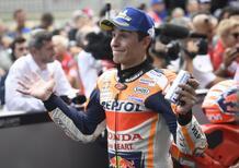 MotoGP 2019 ad Aragon: Marquez stacca tutti nelle FP1