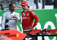 F1, GP Singapore 2019: Leclerc-Hamilton, lotta tra squali
