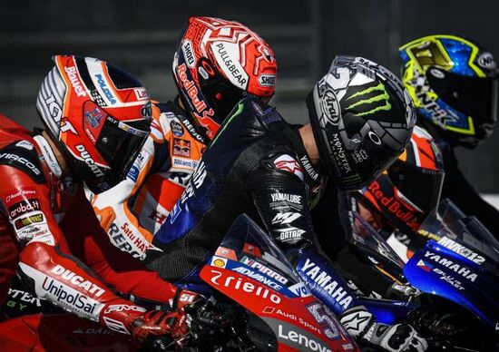 MotoGP 2019 ad Aragon. I commenti degli altri piloti dopo le FP2