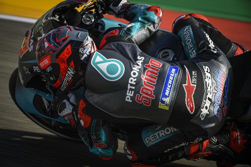 MotoGP 2019. Marc Marquez, pole con brivido ad Aragon (2)