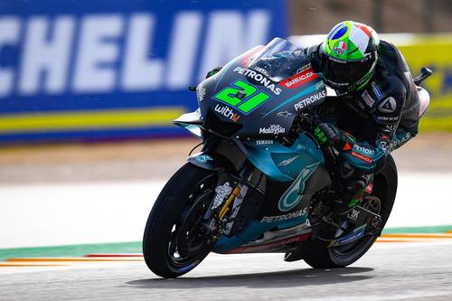 MotoGP 2019. Marc Marquez, pole con brivido ad Aragon (8)