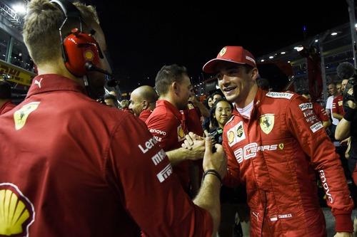 F1, GP Singapore 2019: ecco perché la Ferrari ha privilegiato Vettel (7)