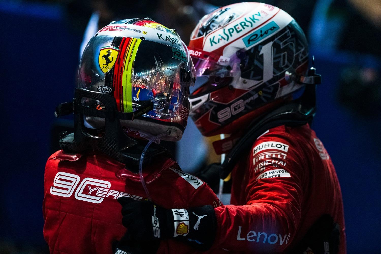 F1, GP Singapore 2019: ecco perché la Ferrari ha privilegiato Vettel