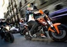 Compra un 125 Duke e KTM ti offre i primi 3.000 km di benzina