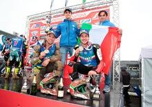 Supermoto Nazioni: Italia terza