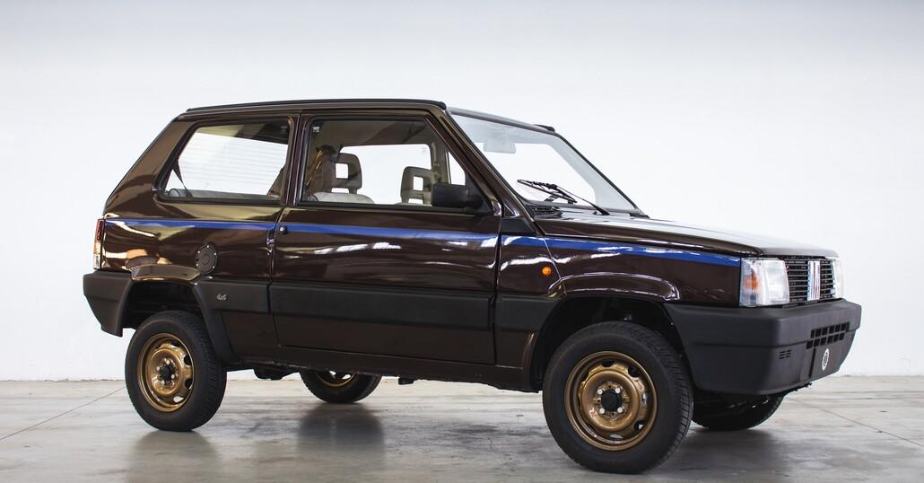 Fiat Panda: le 4×4 Icon-e firmate da Garage Italia