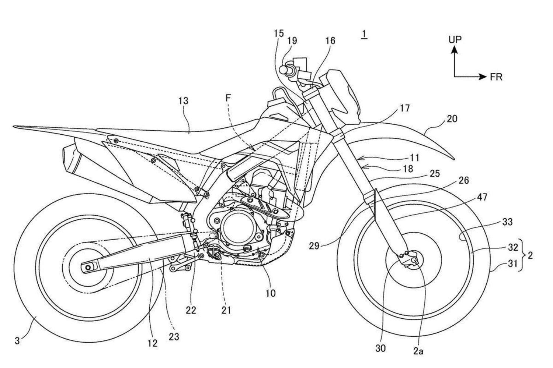 """Honda e il """"sensore"""" che riconosce il fuoristrada"""
