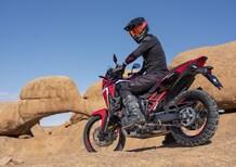 Nuova Honda Africa Twin CRF1100L 2020: ecco come cambia