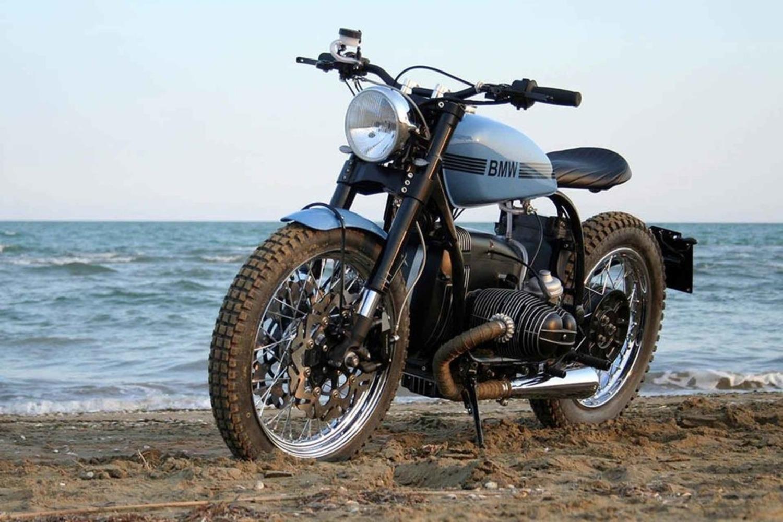 BMW R80ST: la reintepretazione di un classico by La Motocicletta