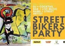 Fani Motors: Street Bikers Party sabato 28 a Firenze