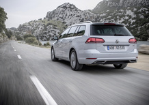 Volkswagen Golf VIII, confermata anche la Variant