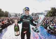 Formula E, Evans confermato in Jaguar per la stagione 2019/2020