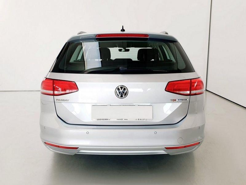 Volkswagen Passat Variant 2.0 TDI 190 CV 4MOTION DSG Highline BMT (5)