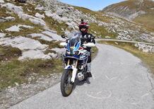 Mototour. In moto tra le nuvole con Honda Marino Moto