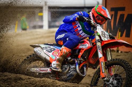 Motocross delle nazioni: Italia top 5 in prova (4)