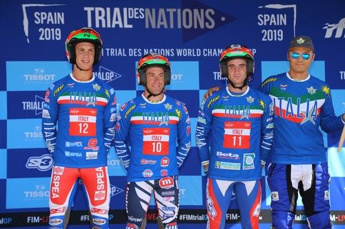 Trial delle Nazioni: Italia quarta in qualifica