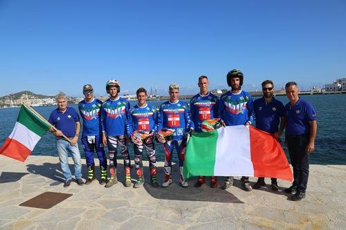Trial delle Nazioni: Italia quarta in qualifica (4)
