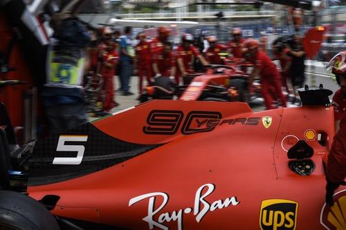 F1, GP Russia 2019: Ferrari, quante incongruenze a Sochi (5)