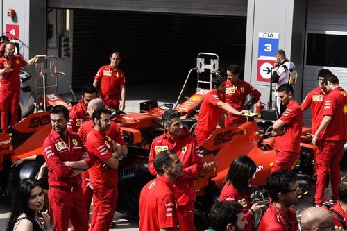 F1, GP Russia 2019: Ferrari, quante incongruenze a Sochi (6)