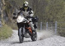 KTM 1050, 1190, 1290 Adventure: test