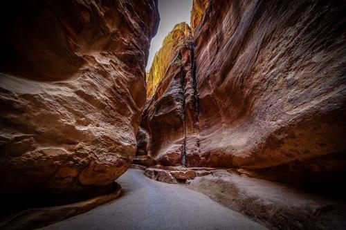 Jordan Baja. Petra. La Gallery. Un altro buon motivo... (3)