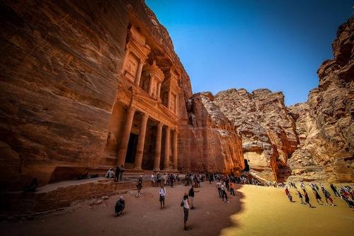 Jordan Baja. Petra. La Gallery. Un altro buon motivo... (7)