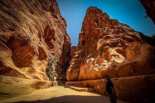 Jordan Baja. Petra. La Gallery. Un altro buon motivo... (6)