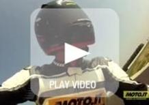 Ducati Streetfighter 848. Il video della nostra prova