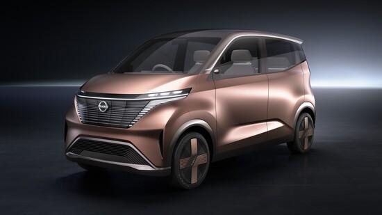 Il prototipo Nissan IMk