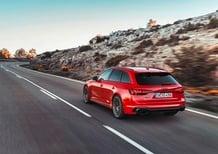 Audi RS 4 Avant 2020, la wagon si rinnova