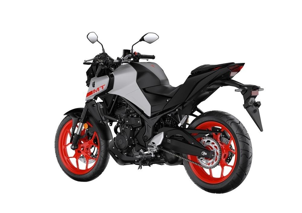 Yamaha MT-03 (2020) (3)