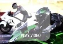 Kawasaki ZZR 1400 2012 contro Suzuki Hayabusa