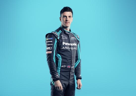Formula E, James Calado in Jaguar per la stagione 2019/2020